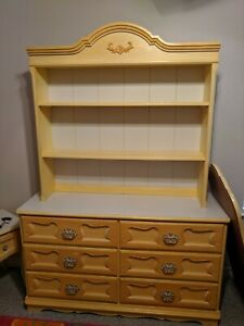 Yellow Original French Provincial Antique Furniture For Sale Ebay