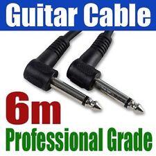 Cables y conectores 6m para DJ y espectáculos