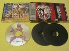 Roadrunner All Star Sessions & Iron Maiden The Best of 1980 - 1989 2 CD Albums