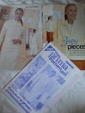 Prima sewing pattern Veste MAGAZINE extrait