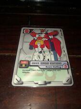 2000 Gundam MS War Trading Card Game Ms-004 Gundam Heavyarms Beam Gatling