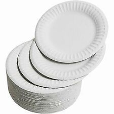 Paper Plates 9 Inch Paper Cups 10 Oz Plastic Forks And Knives 50 Of Ea