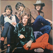 TRAFFIC (2nd LP) 1968 LP PINK ISLAND LBL