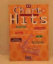 Chart Hits 17 * Noten für Keyboard Gitarre usw.