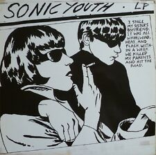 Sonic Youth Goo Original German 1990 Lp
