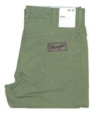 WRANGLER ® TEXAS W 36 L 30 STRETCH olivine grün - W121AP170 1.Wahl NEU