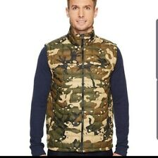 Nuevo Para Hombre The North Face Camo ThermoBall abajo chaqueta chaleco acolchado