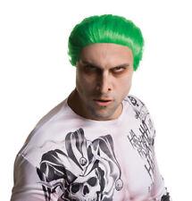 Jelly Belly Party Perücke grün NEU Karneval Fasching Perücke Haare
