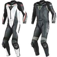 Motorcycle Two Pieces Riding Suits Composition Leather Exact