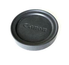 Canon 39mm Lens Cap - Genuine - Push On - PERFECT