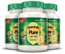 Garcinia Pur 100% pure 1000MG 60% HCA 270 CAPSULES gras perte Evolution SLIMMING