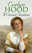 EVELYN HOOD __ A CERTAIN FREEDOM __ BRAND NEW __ FREEPOST UK