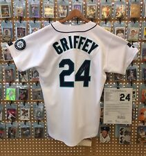 KEN GRIFFEY JR. Mariners AUTOGRAPH JERSEY AUTHENTIC MLB w/ JSA LOA