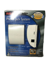 RCA Wireless Phone Jack System RC926 with Built-In Power Surge Suppression