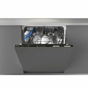 BRAND NEW Candy CI3E7L0PB 60cm Fully Integrated Dishwasher - 39' Wash & Dry!