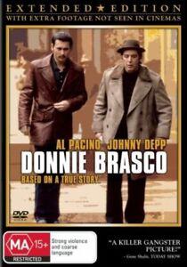 Donnie Brasco : NEW DVD