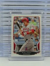 2013 Bowman Mike Trout #121 Angels T46