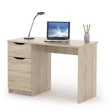 Schreibtisch KF-Board Melaminbeschichtet Dekor Sonoma-Eiche 115 x 55 x 76cm