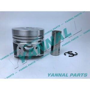 New 303E Piston Kit With Pin For Caterpillar Mini Excavator