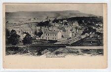 DALMELLINGTON: Ayrshire postcard (C12233)