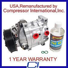 2000 2001 2002 Toyota MR2 OEM Reman A/C Compressor