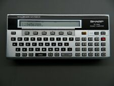 Sharp 1500A Rare Vintage pocket computer