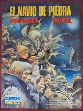 Cimoc Extra Color num.105,El Navio de Piedra,Ed.Norma 1994