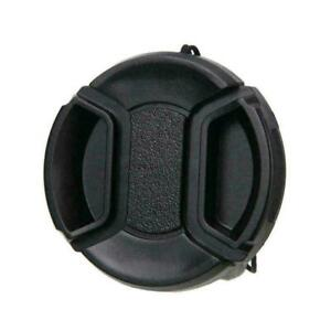 58mm Front Lens Cap Hood Cover Snap-on For Nikon Canon Tamron U0A5 Tokina N9S1