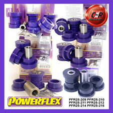 Honda S2000 (1999-2009) Powerflex Rear Bush Kit PFR25-209/210/211/212/214/216
