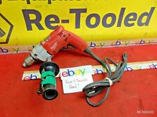 """Milwaukee 0234-6 1/2"""" Magnum Drill - 0-950 Rpm - Includes Handle & Chuck Key"""