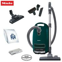 Miele Alize C3 Complete Canister Vacuum Cleaner - Great On Hardwood & HEPA Ready