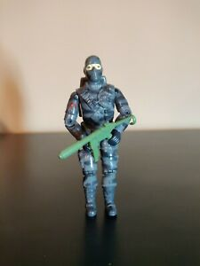 Very Nice! Vintage GI Joe 1984 Cobra FIREFLY Near Complete accessories Gun Pack