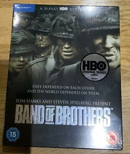 Band Of Brothers Blu-ray - New And Sealed - Wow 99p Start