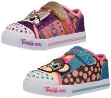 Chaussures décontractées Skechers pour fille de 2 à 16 ans