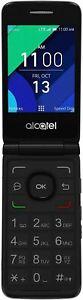 Alcatel Go Flip 4044W / 4044N - Blue (T-Mobile / MetroPCS) 4G VoLTE