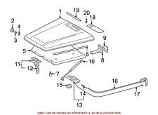 For Mercedes Genuine Hood Lift Support Right 0009808164