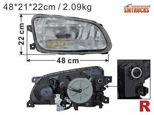 HINO 500 RANGER TRUCK 2003 2008 Head Lamp RH (Auto) Pro BN