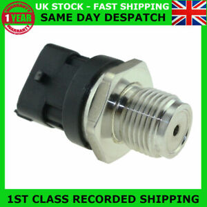 FIT DAILY 2.3 3.0 2002-2006 NEW FUEL RAIL HIGH PRESSURE SENSOR 0281002706