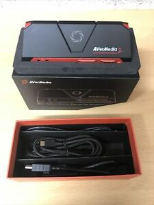 AVermedia Live Gamer Portable 2 GC510 Game Recording and Streaming Device VGC