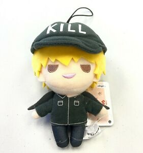 Cells at Work Mascot Small Plush Toy Doll Angels Style Killer T Cell AMU10402