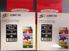 2x REM. PG-640XL(PG640XL) ink cartridges for Canon MG2260 MG4160 MG3560 printers