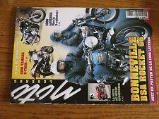 10µ Revue Moto Legende n°84 Motobecane Bloc S Bultaco Metralla 1000 Laverda