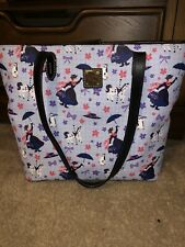 GUC Disney Dooney Bourke Mary Poppins Tote Bag