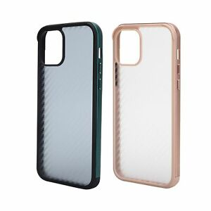 Mobile Phone Cover TPU Metal Phone Protective Case Shell ForiPhone 12/12 Pro