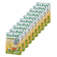 200 Teepads Tea-Friends BIO Ingwer Lemon Pads! (geeignet für Senseo)