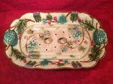 Antique French Asparagus Platter 2 Pieces c.1850-1890, fm984
