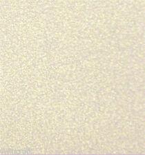 Centura Pearl Carta A4 STOCK singolo schierato BIANCANEVE velo di oro 60 fogli