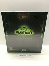 WORLD OF WARCRAFT LEGION COLLECTOR'S EDITION (PC) NUOVO NEW SEALED SIGILLATO