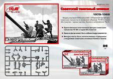 Soviet Tank Crew 1979-88 1/35 ICM