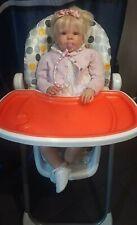 """Reborn toddler Enfant Poupée-Katie Marie Ann Timmerman 30"""" Chunky Gros Bébé enracinée"""